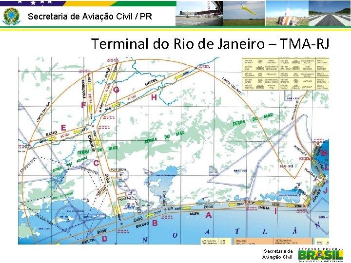 Secretaria de Aviação Civil / PR Terminal do Rio de Janeiro – TMA-RJ Secretaria