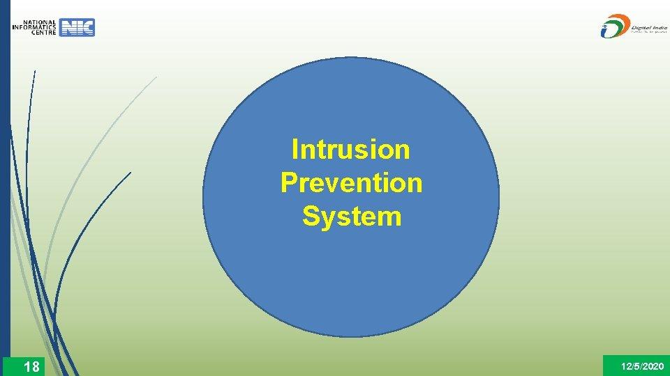 Intrusion Prevention System 18 12/5/2020