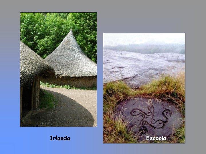 Irlanda Escocia