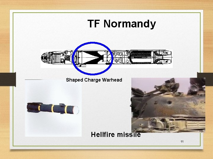 TF Normandy Shaped Charge Warhead Hellfire missile 11