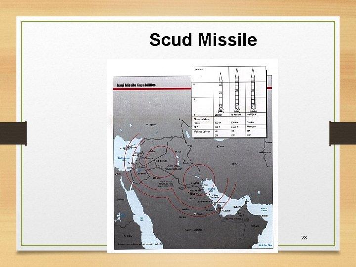 Scud Missile 23