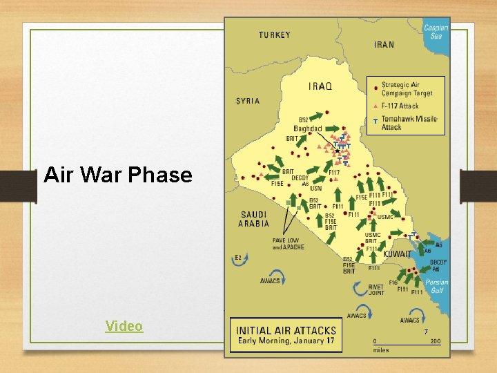 Air War Phase Video 7