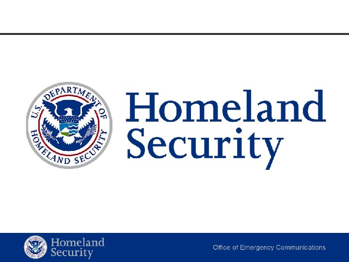 Homeland Security Office of Cybersecurity and Communications