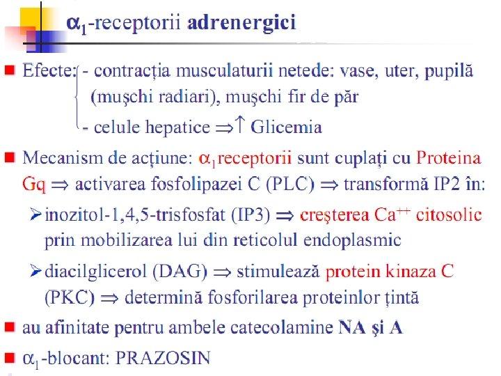 Liganzii receptorilor imidazolinici – agenţi farmacologici noi cu potenţial neuroprotector