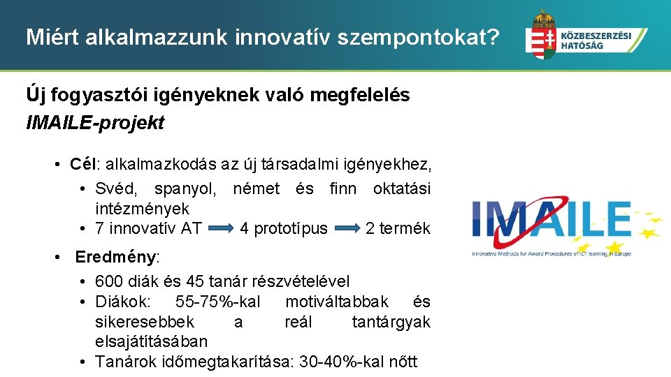 Innováció különböző szempontokból - EUR-Lex - PC - HU - Innováció különböző szempontokból