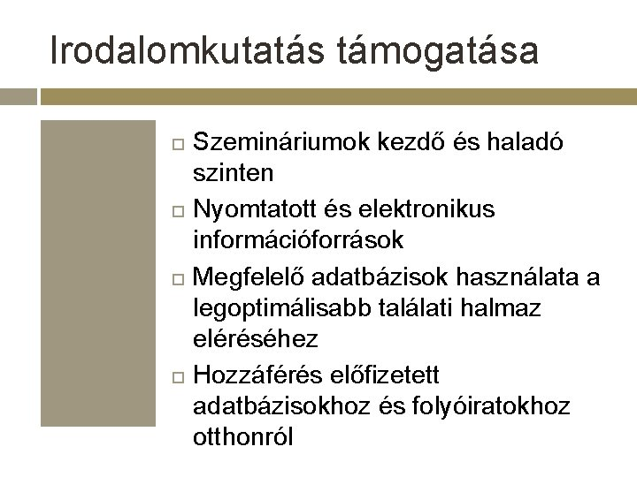 Szemináriumi nézet - sportvendeglo.hu