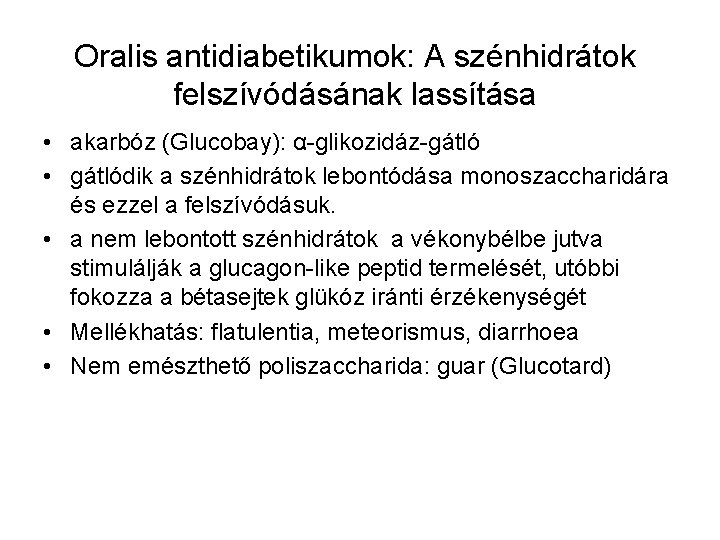 orális peptidek fogyáshoz