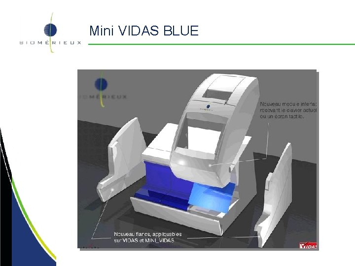 Mini VIDAS BLUE