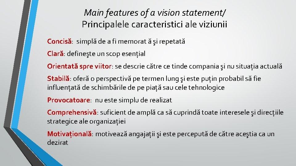 viziunea simplă este)