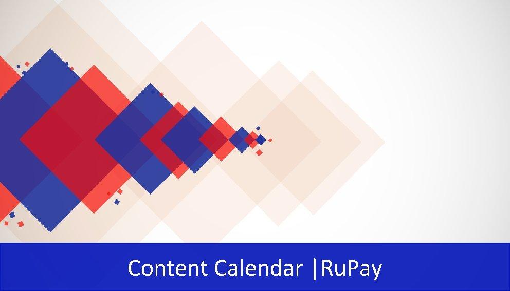 Content Calendar |Ru. Pay