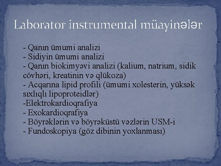 Arterial Hipertenziya Liyev Adna Az Dht Kardiologiya Kafedras