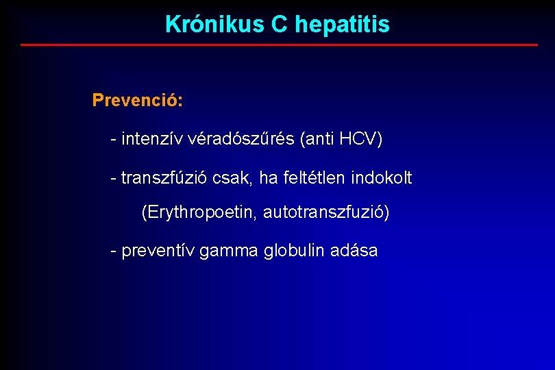 hepatitis c diéta
