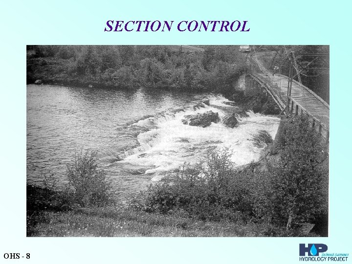 SECTION CONTROL OHS - 8