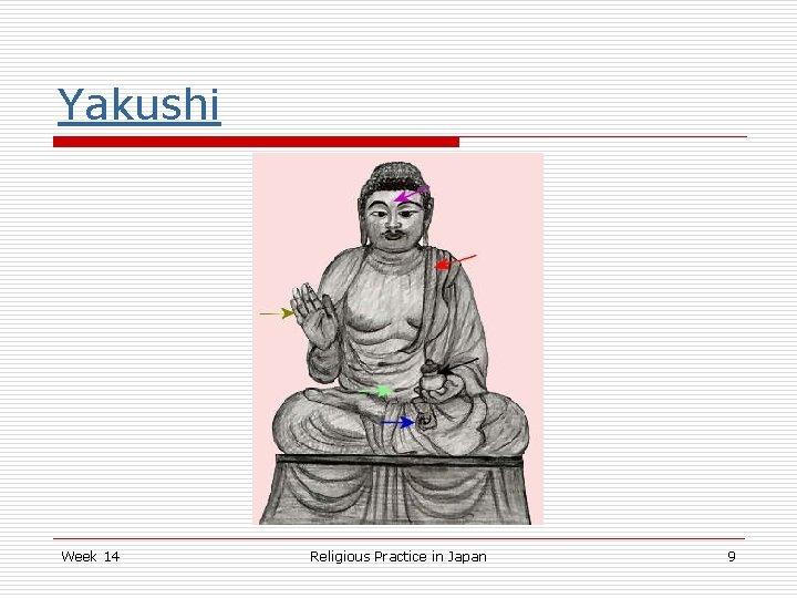 Yakushi Week 14 Religious Practice in Japan 9