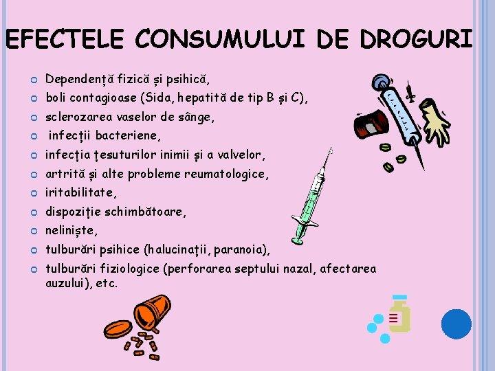 boli de inimă droguri ar)