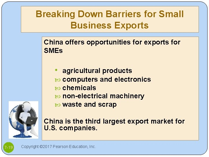 Breaking Down Barriers for Small Business Exports China offers opportunities for exports for SMEs