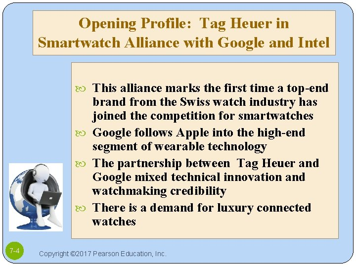 Opening Profile: Tag Heuer in Smartwatch Alliance with Google and Intel This alliance marks