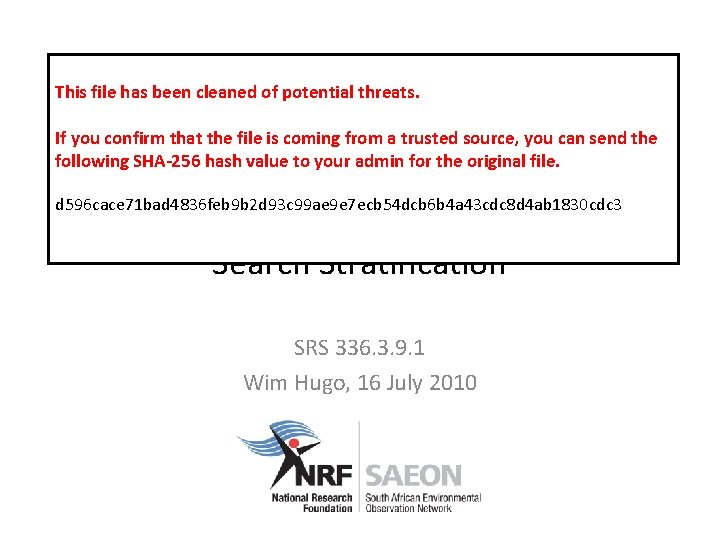 This file has been cleaned of potential threats. If you confirm that the file