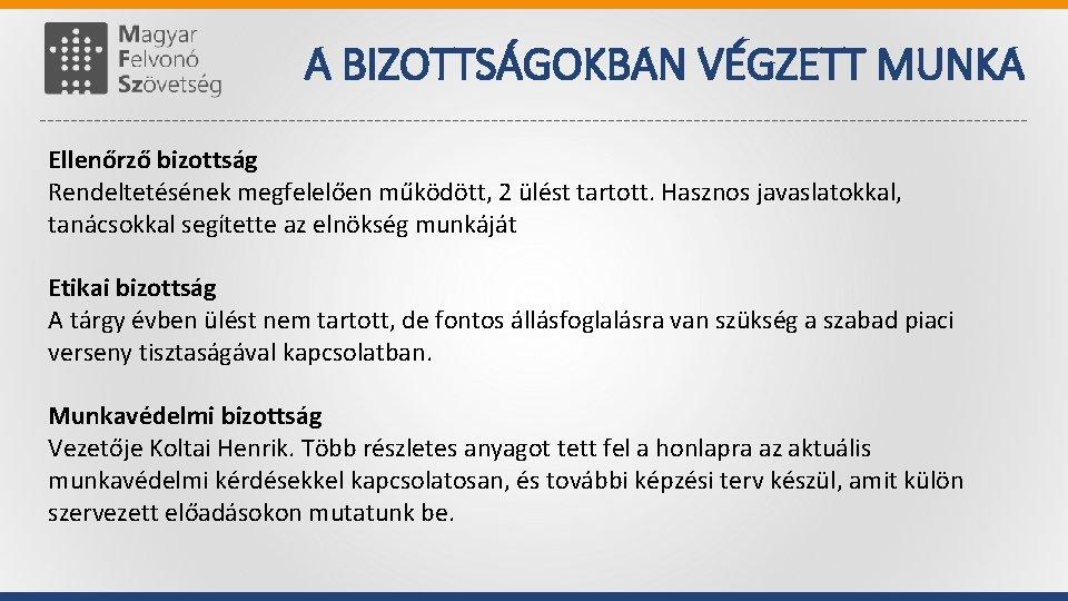 szabad vezető ülések)