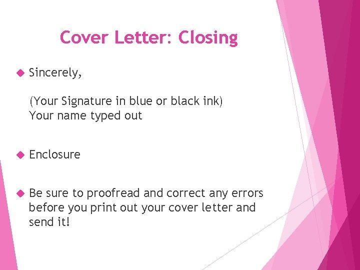 Cover Letter Resume Marketing 1 Cover Letter 1