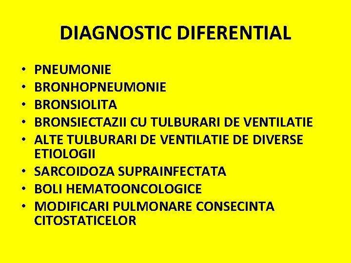 Pneumonie: tratament