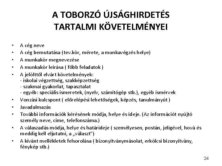 újsághirdetések ismerősök)