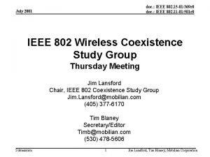 doc IEEE 802 15 01369 r 0 doc
