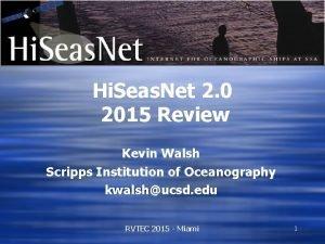 Hi Seas Net 2 0 2015 Review Kevin