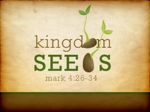 Sowing the seed of the word Acts 8