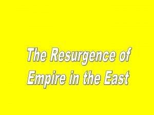 The Sui Dynasty 589 618 Regional kingdoms succeed