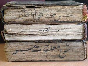 A new printed catalogue of Arabic manuscripts and