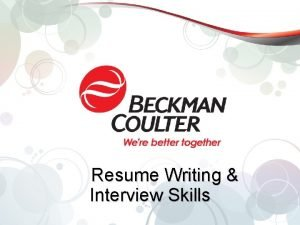 Resume Writing Interview Skills Resume Check List q