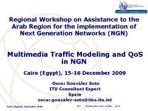 Regional Workshop on Assistance to the Arab Region