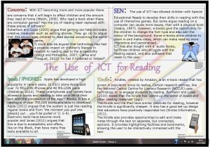 Concerns Concerns With ICT becoming more and more
