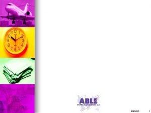 992020 1 Able Traffic Consultants Inc Presentation 992020