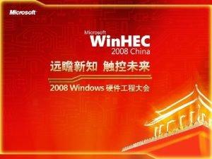 NDIS 6 20 Windows 7 Bob Combs Lead