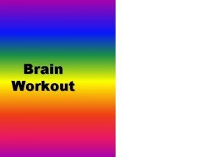 Brain Workout 1 Con is older than Barbara