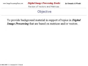 www Image Processing Place com Digital Image Processing
