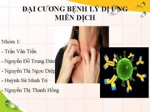 I CNG BNH L D NG MIN DCH