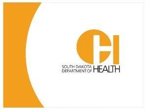 South Dakota Codified Laws Relating to Contagious Disease