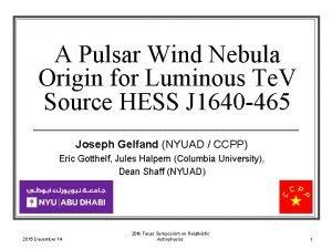 A Pulsar Wind Nebula Origin for Luminous Te