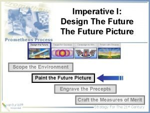 Imperative I Design The Future Picture Prometheus Process