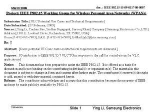 doc IEEE doc 802 15 15 09 0117