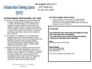 Mc Laughlin BLDG 4200 1630 Byrd Ave Ft