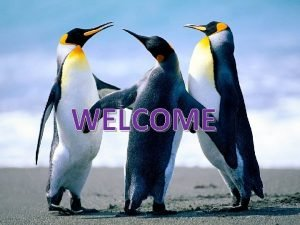WELCOME Personality structure and dynamics of personality MEANING