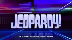 Ms Colliers Science of Animals Review Arkansas Animals