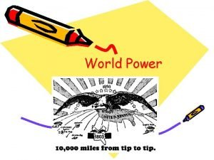 World Power Foreign Policy Isolationism Noninvolvement in world
