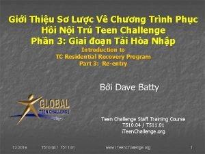 Gii Thiu S Lc V Chng Trnh Phc
