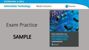 Exam Practice SAMPLE Exam Practice Stateidentifydefine key words