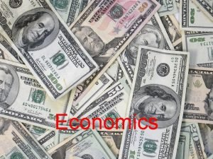 Economics Economics Learning Targets Define supply and demand